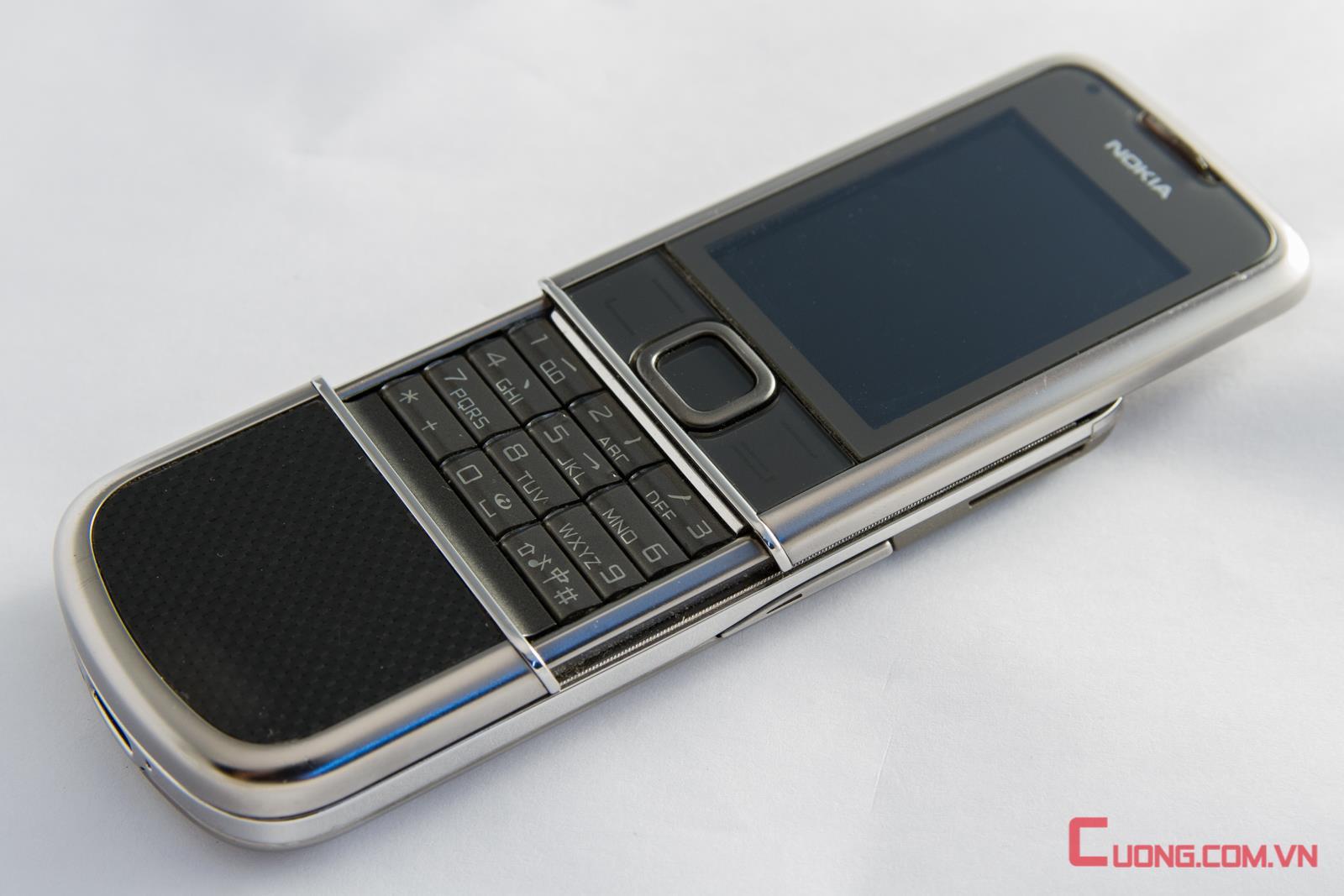 V? ??p c?a Nokia 8800 Cacbon Arte