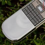 Bộ bàn phím hình gợn sóng bằng vàng 18kara của Nokia 8800 Sirocco God