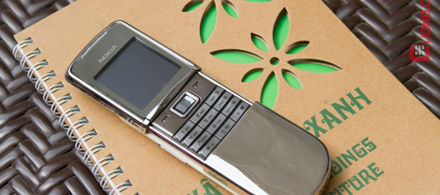 Nokia 8800 Sirocco Light