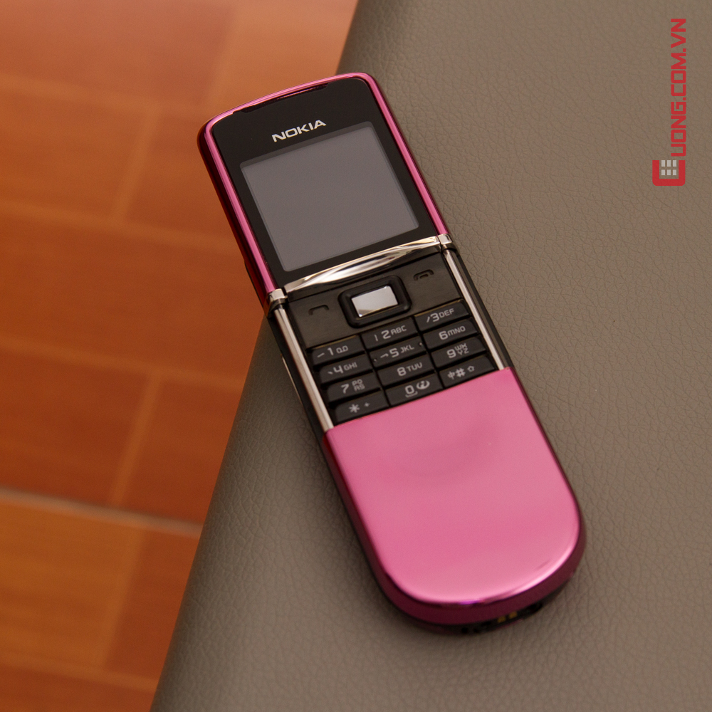 Nokia 8800 Sirocco Pink