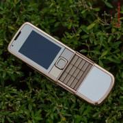 Bàn phím tuyệt vời của Nokia 8800 Gold Arte