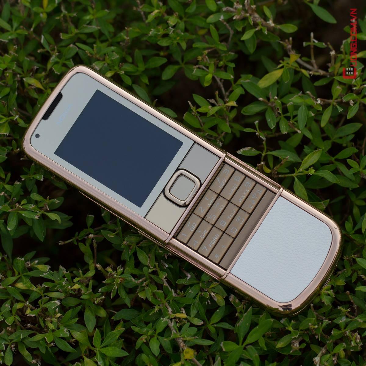 B�n ph�m tuy?t v?i c?a Nokia 8800 Gold Arte
