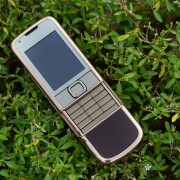 Nokia 8800 Gold Arte bản da nâu lịch lãm