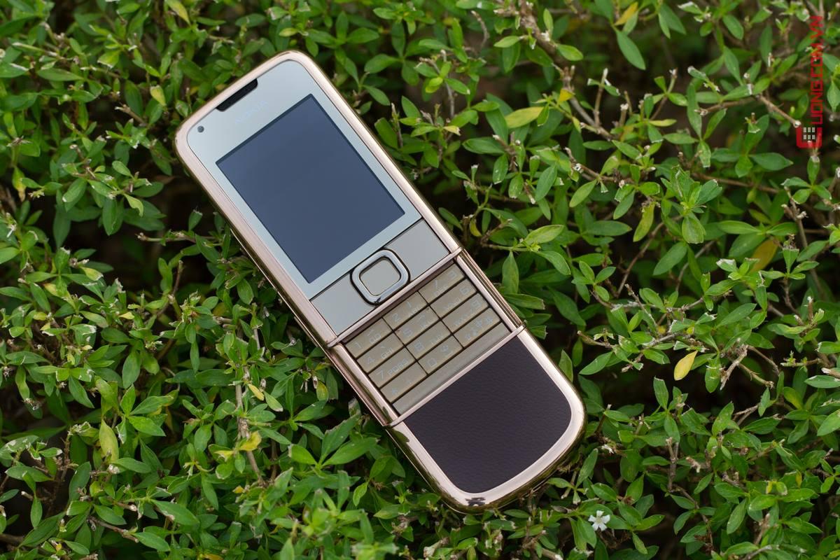 Nokia 8800 Gold Arte b?n da n�u l?ch l�m