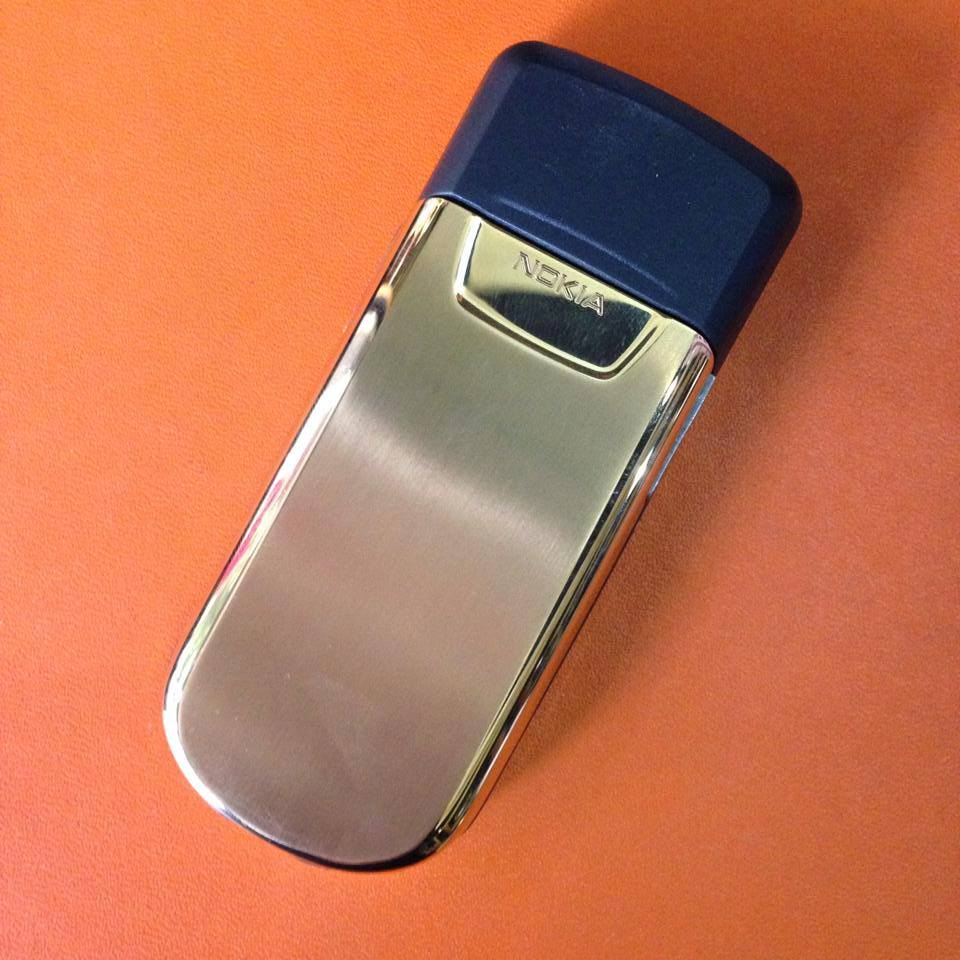 Vẻ đẹp của Nokia 8800 Gold Anakin