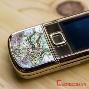 Nokia 8800 Gold Arte khảm long phụng