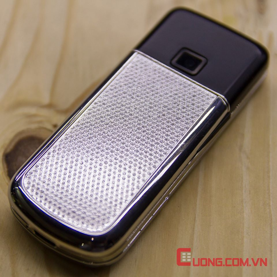 Nokia 8800 Black Arte Full Diamond
