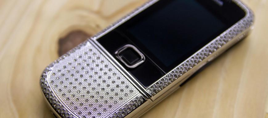 Nokia 8800 Black Arte Diamond