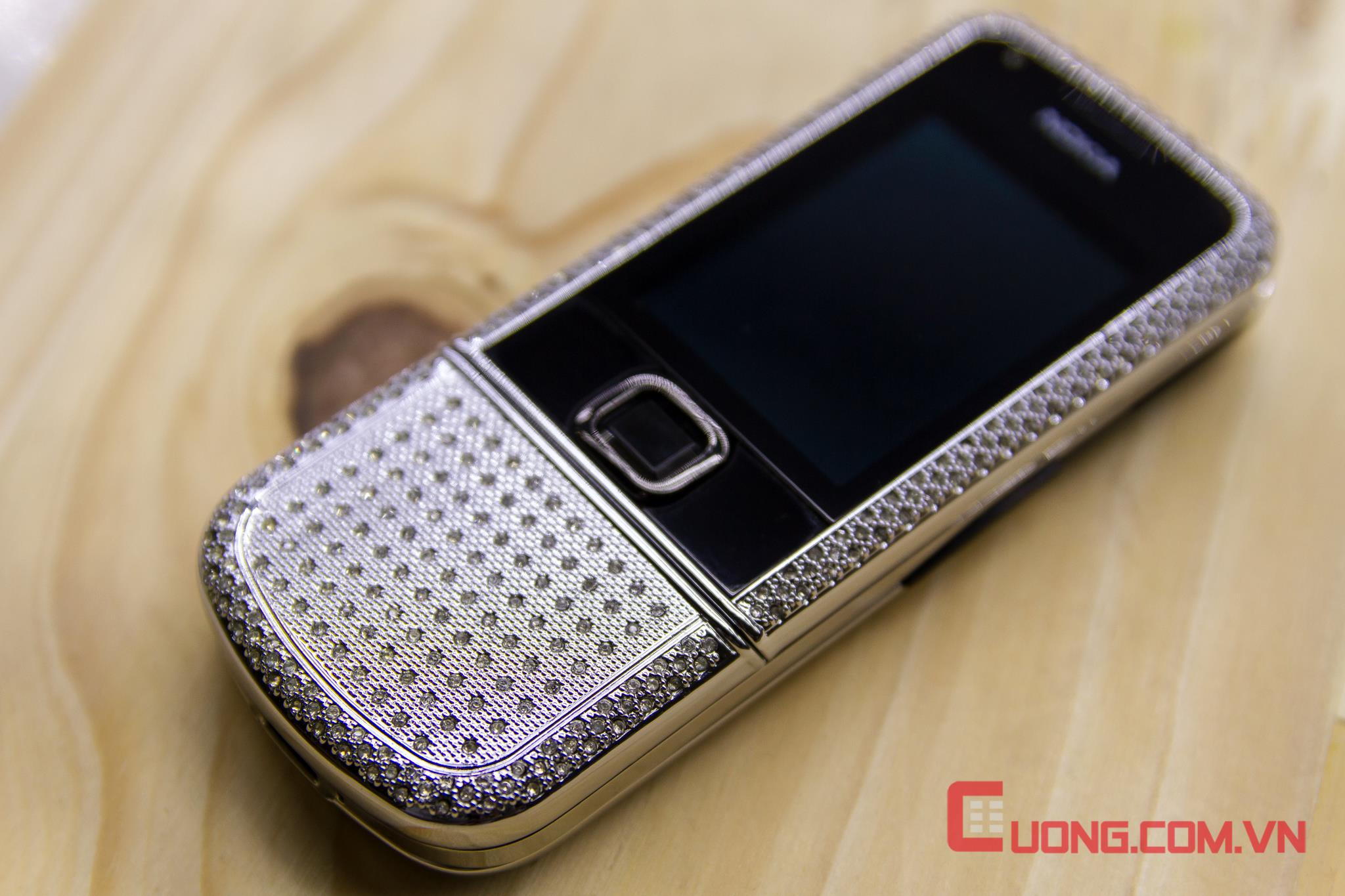 Nokia 8800 Black Arte Diamond