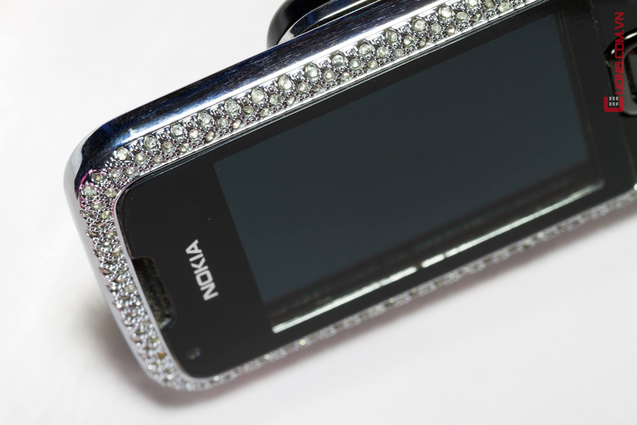 Nokia 8800 Black Arte Full Diamon