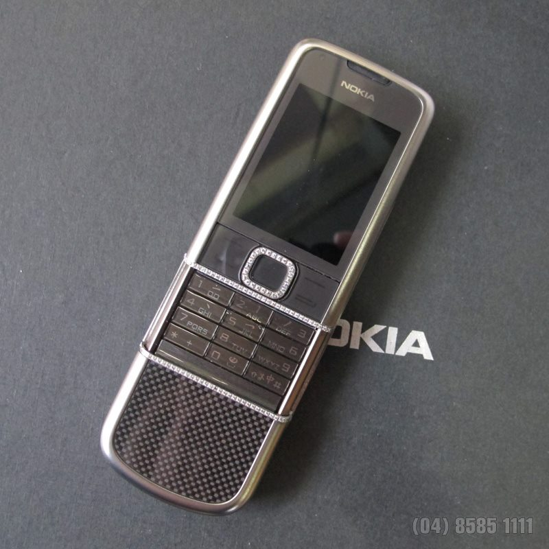 Nokia 8800 Cacbon Arte Diamon