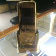 Nokia 88oo Gold Arte