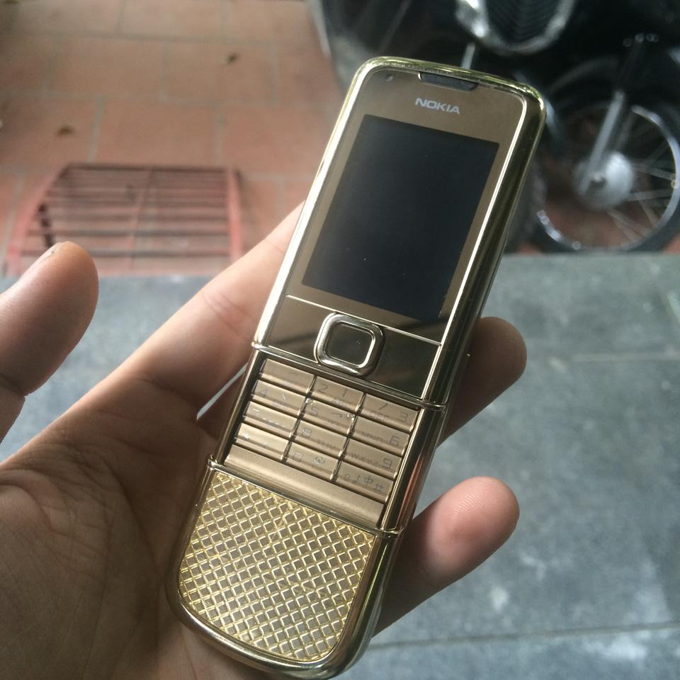 Nokia 8800 Gold Arte Dragon Diamond