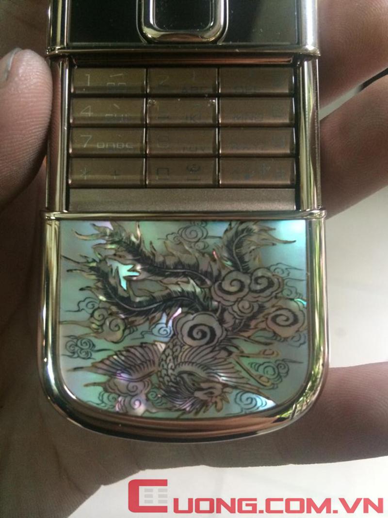 Nokia 8800 Gold Arte Long Ph?ng
