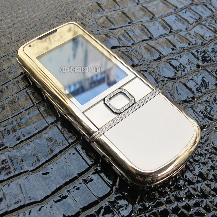 Nokia 88oo Gold Diamond Arte
