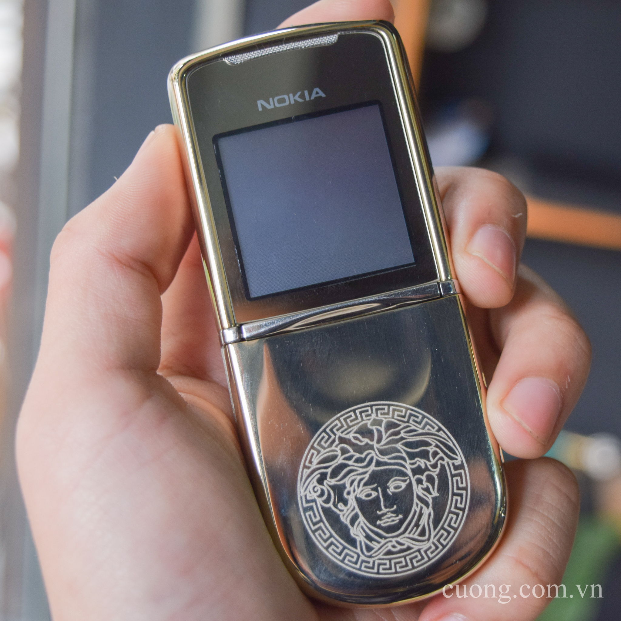 Nokia 8800 Sirocco Gold Versace Limited
