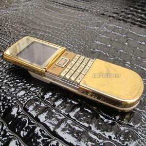 Nokia 8800 Sirocco Gold Sayn Design