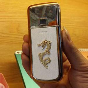 Nokia 8800 Gold Arte Dragon
