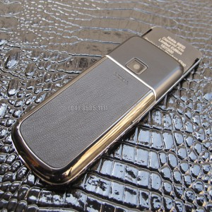 Nokia 8800 Sapphire Black Arte