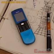 Nokia 8800 Sirocco Blue với sắc xanh tươi mới