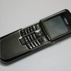 Vẻ đẹp của Nokia 8800 Anakin Grey